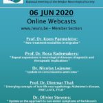 BNS symposium Clinical Practice Update 2020