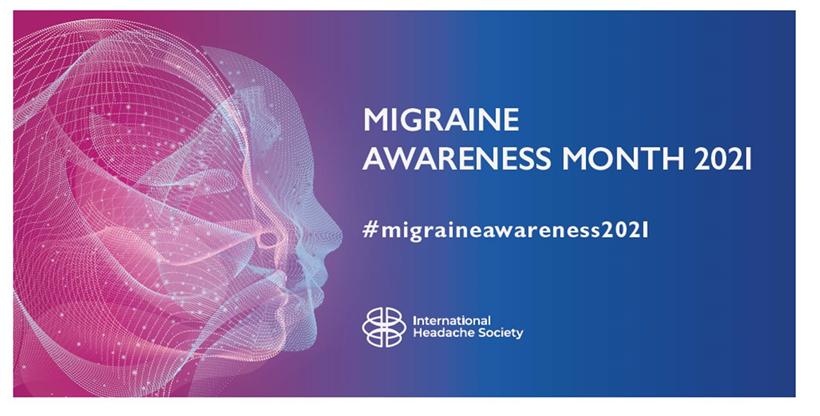 Migraine Awareness Month – June 2021
